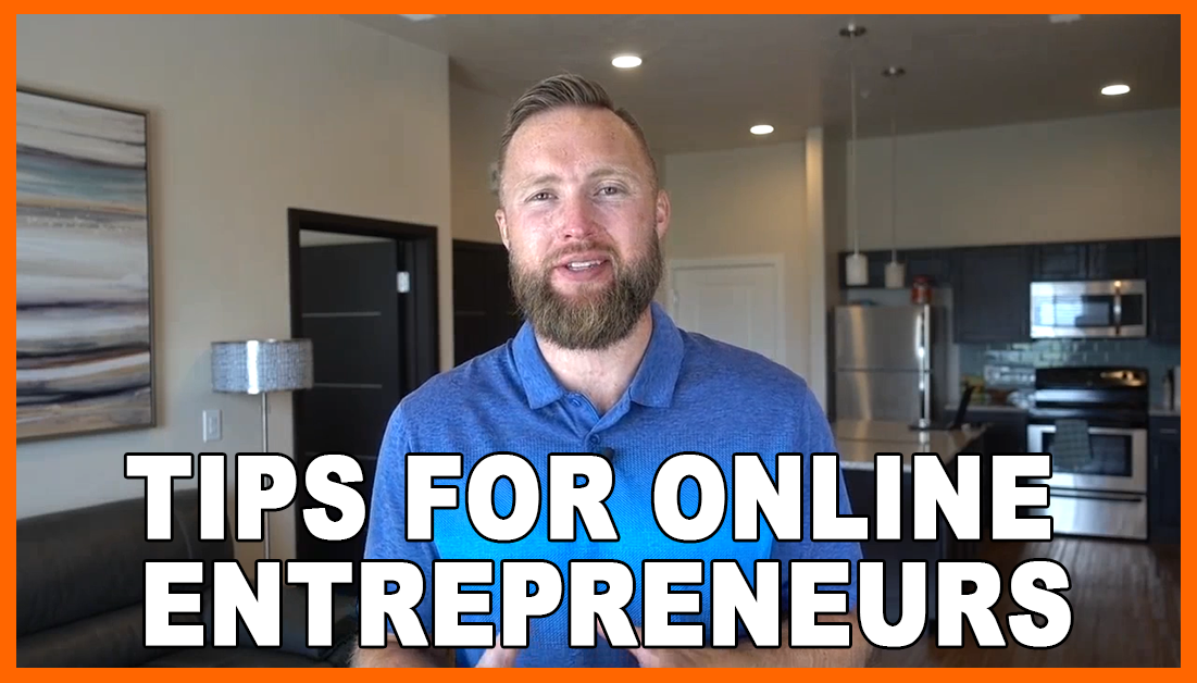 Tips for online entrepreneurs