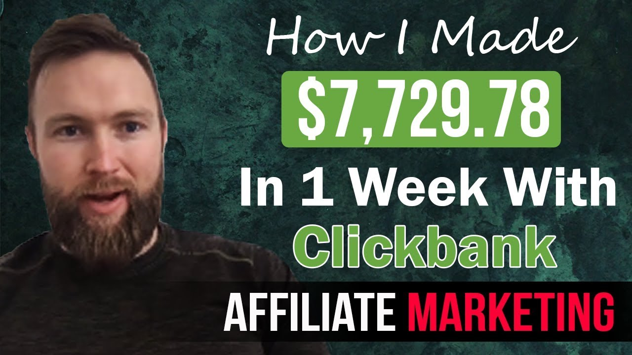 clickbankaffiliatemarketingyoutube